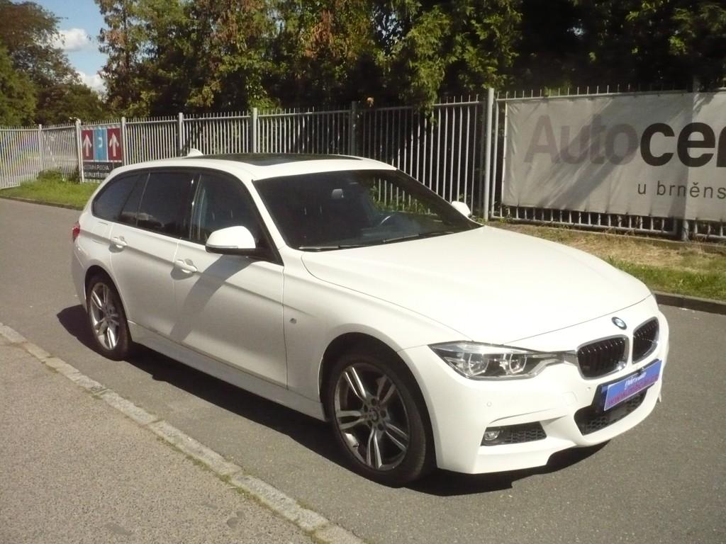 BMW 320D xDRIVE M-PAKET SPORT TOURING