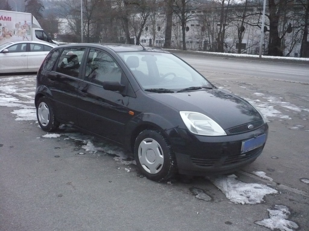 FORD FIESTA 1.3 DURATEC 2.MAJITEL,ČR