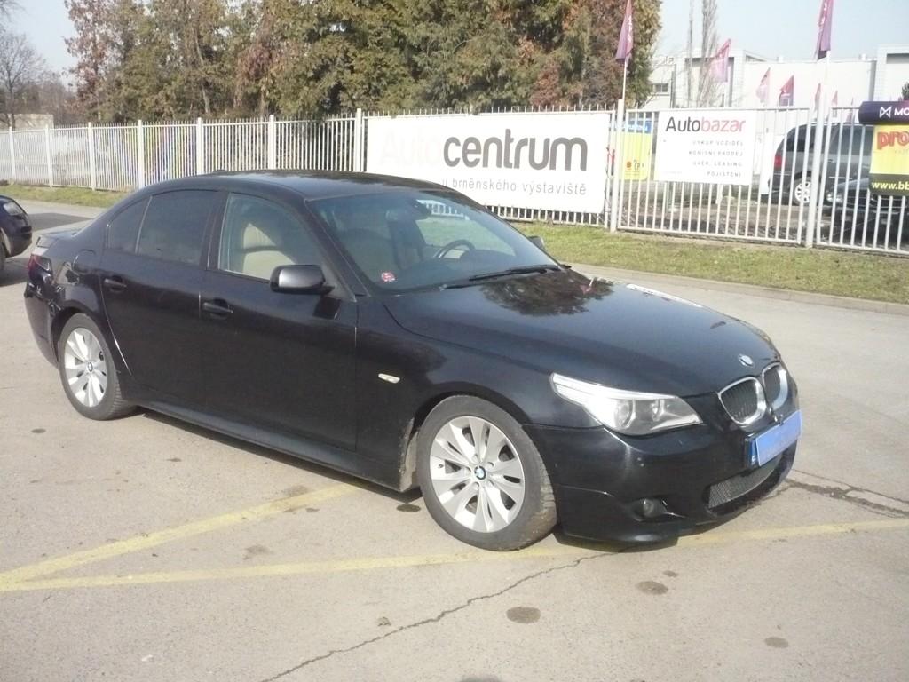 BMW 530 d MPAKET,AUTOMAT,ČR