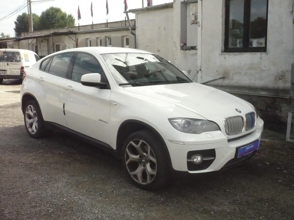 BMW X6 XDRIVE 35d  ČR,NAVI,KŮŽE,4x4